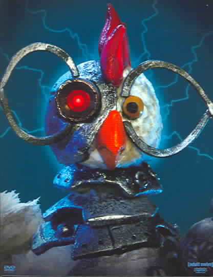 ROBOT CHICKEN:S1 BY ROBOT CHICKEN (DVD)